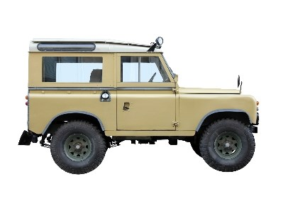 Land Rover Series Parts