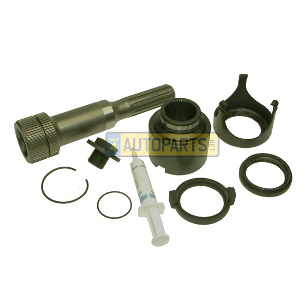 mt821 defender mt82 gearbox coupling flange input output repair kit