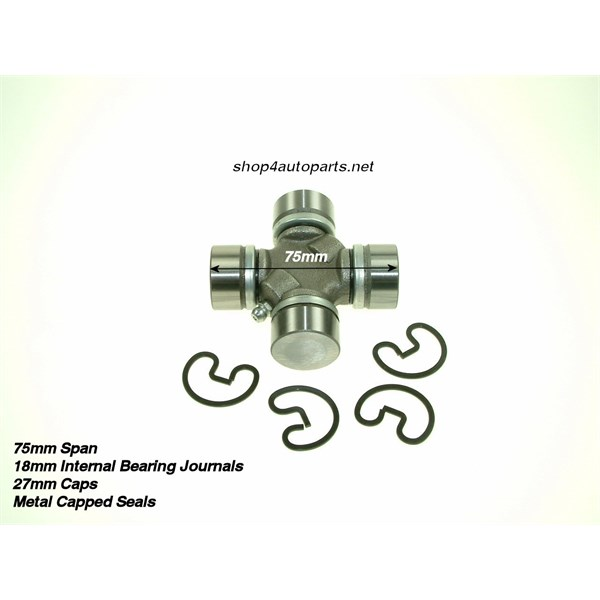 TVC100010: Universal joint with greaser