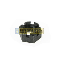 castle nut diff pinion