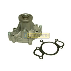 4575902 g water pump 4.4 aj v8 4.2 supercharged discovery range rover sport jaguar