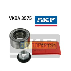 wheel bearing front jaguar x type skf