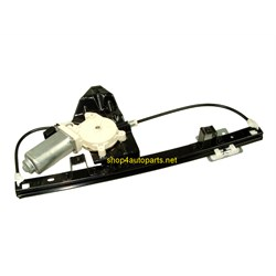 window regulator rear lh freelander from 1a