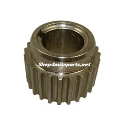pulley crankshaft 2.5 diesel & turbo