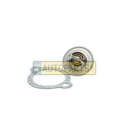 thermostat (88 degree) and gasket for land rover v8 engine etc4765