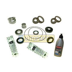 freelander 2 rear diff repair kit including oil lr003138
