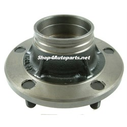 FRC3875: Front hub and stud assembly