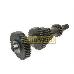5 speed lay cluster lt77 car type nut fixing