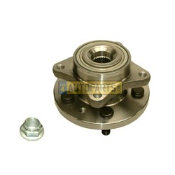 wheel hub bearing unit discovery range rover sport