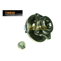 LR014147G: Hub unit assembly timken inc nut