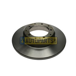 disc brake rear defender 110 xa aftermarket