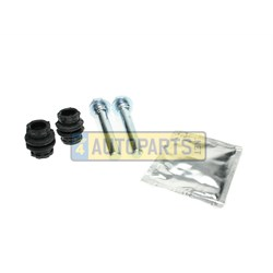 guide pin kit front d3/rr see500020