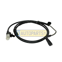 wear sensor lead front brake pad range rover sport to 6a999999