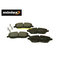 front brake pad set discovery 3/4 range rover  lr019618