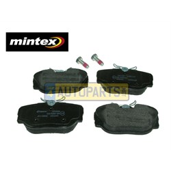 brake pad set rear discovery 2 range rover p38