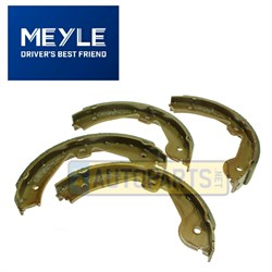 brake shoes parking range rover 2002-2012 sfs000051 sfs000050