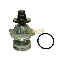 water pump range rover p38 bmw diesel metal pulley stc3342g
