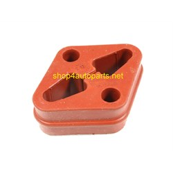 rubber exhaust mounting hanger wcs000150