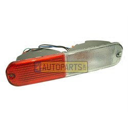 XFB000280: Lamp rear freelander 1 rh 2a to 3a red clear