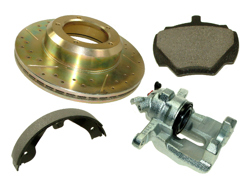 Range Rover Evoque Brakes parts