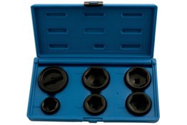 ET5123: OIL FILTER SOCKET SET 6PC