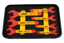 ET6048: INSULATED WRENCH SET 7PC