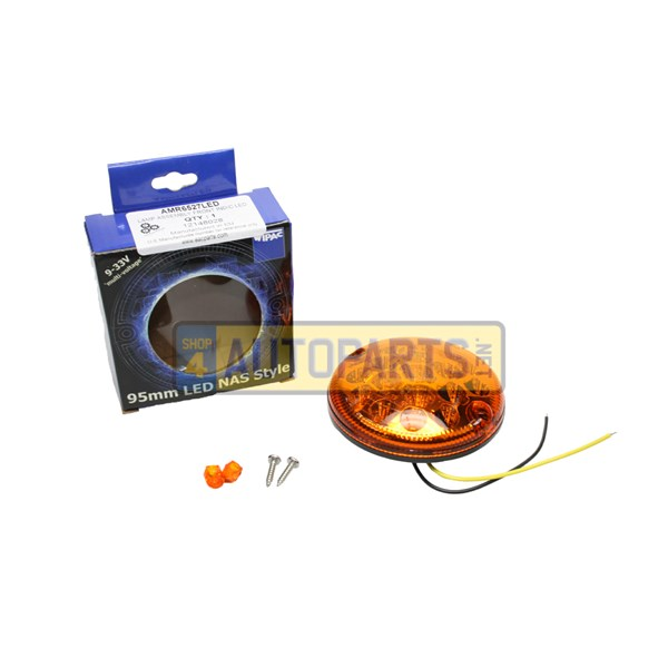 AMR6527LED: LAND ROVER DEF NAS INDICATOR LAMP WIPAC