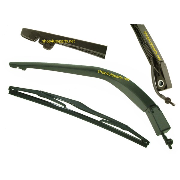 AWR4116K: WIPER BLADE AND ARM SET REAR