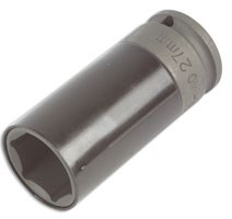 ET3641: ALLOY WHEEL NUT SOCKET 27MM