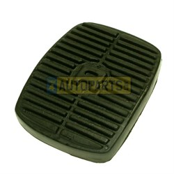 575818: Pedal rubber clutch