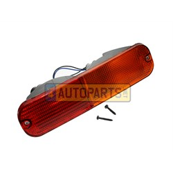 AMR3989: LAMP REAR FREELANDER 1 LH UP TO 1A RED AMBER