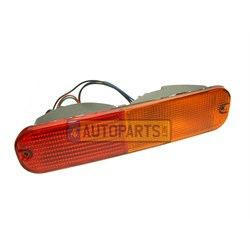 AMR3990: LAMP REAR FREELANDER 1 RH UP TO 1A RED AMBER
