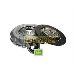 CKTD130: CLUTCH KIT HD D130 242MM D/PLATE