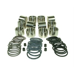 CPK12789ST: CALIPER PISTON STAINLESS FULL KIT