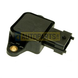 ERR7322: POTENTIOMETER THROTTLE POSITION SENSOR