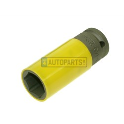 ET3852: ALLOY WHEEL NUT SOCKET 22MM 1/2INCHD