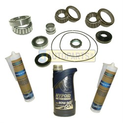 FDK004F: FREELANDER 2 REAR DIFF REPAIR KIT INCLUDING OIL UP TO VIN BH257090