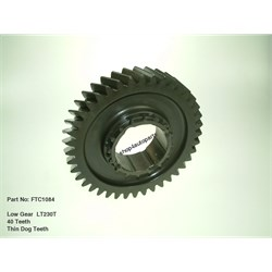 FTC1084: LO GEAR 40T NARROW DT OEM