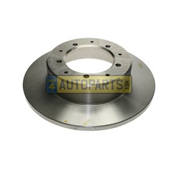 FTC1381: BRAKE DISC REAR LR017953