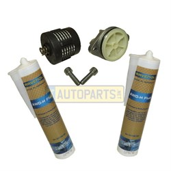 HAL007:Haldex Filter And Oil Kit Gen 3 Freelander 2