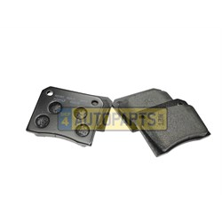 JLM1513M: BRAKE PAD SET REAR XJ6 MINTEX