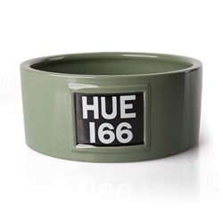 LDPT788GNA:HUE DOG BOWL GREEN