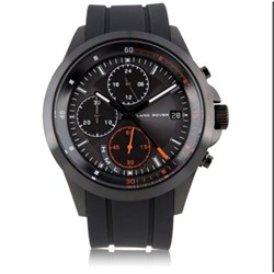 LEWM313BKA:LAND ROVER CHRONOGRAPH WATCH