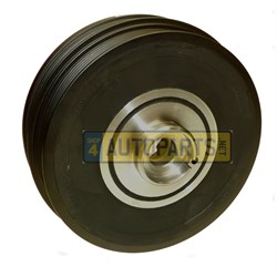 LHG100750 L: TV DAMPER PULLEY TD4 M47 OE QUALITY