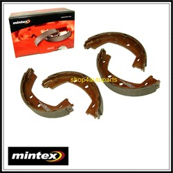 LR001020: H/BRAKE SHOES FREELANDER 2 MIN