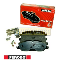 LR019618F: BRAKE PADS FRONT DISCOVERY 3/4 RANGE ROVER SPORT
