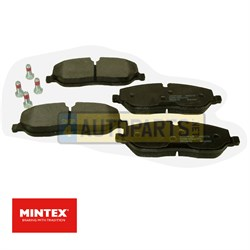 LR019618M: BRAKE PADS FRONT DISCOVERY 3  RANGE ROVER SPORT