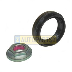 LR076676: HALDEX SEAL NUT KIT PINION FLANGE