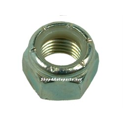 NZ606041L: NUT NYLOC 3/8 UNF THIN