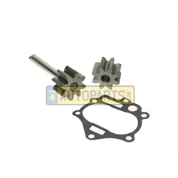 OPK001: OIL PUMP GEAR(27MM)PAIR V8 76-94